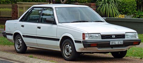 Subaru Gl by 1988 Subaru Gl Information And Photos Momentcar