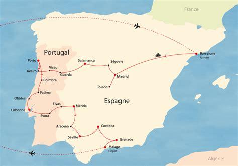 Carte Portugal Espagne by Espagne Et Portugal 12 Septembre Au 2 Octobre 2017