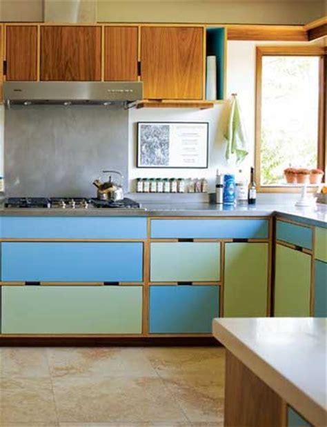 cuisine deux couleurs 5 idées déco pour repeindre ses meubles de cuisine