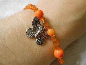Self-Harm Awareness Bracelet with Butterfly of your Choice ...