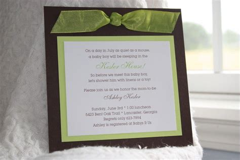 the stationery place how to simple diy baby shower