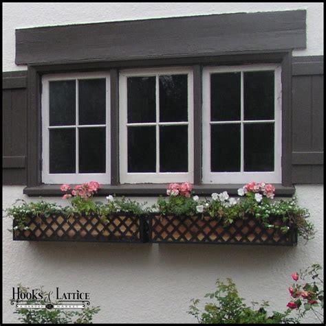 metal window boxes iron window boxes metal flower boxes