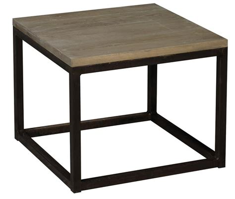 dimensions canap table basse industrielle carre 50x50 cm