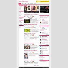 Pinkster Wordpress Theme Magpresscom