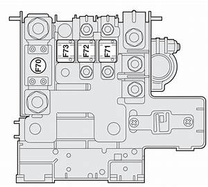 Fiat Stilo  2001  U2013 2008   U2013 Fuse Box Diagram
