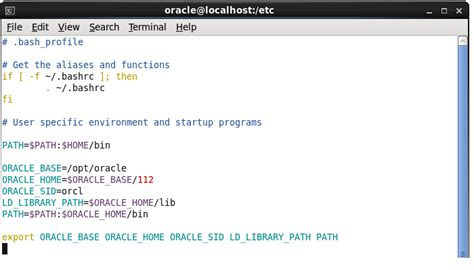 Installation Of Oracle 11gr12 In Oracle Linux 6 Through Virtual Box