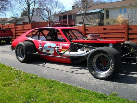 pinto vintage asphalt modified racecars salescom
