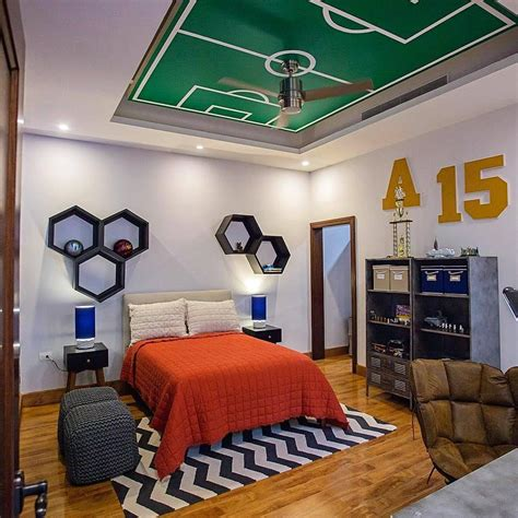 desain kamar anak cowok remaja minimalis