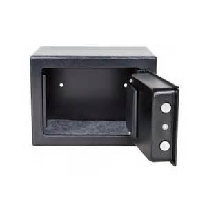helloshop26 coffres fort mini coffre fort acier avec serrure code 233