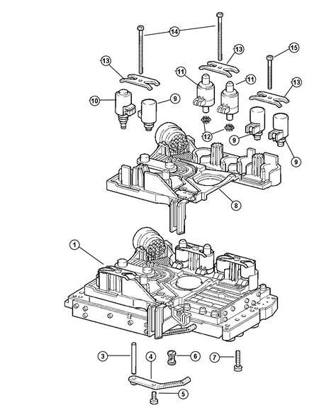 ac chrysler connector assembly electrical