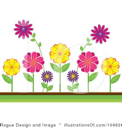 Free Flower Clipart Free Flowers Clipart