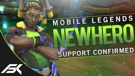 New Support Hero Confirmed