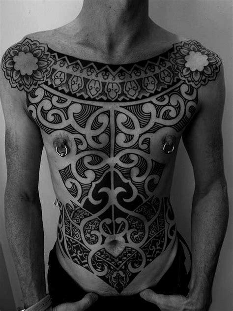 Inca Whole Body Tracery Tribal tattoo | Best Tattoo Ideas