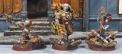 Tau Inq28 Mercenaries 40k Dark Miniatures Heresy