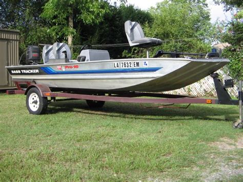 Aluminum Bass Boats Bass Pro by Bass Tracker Aluminum Boats For Sale