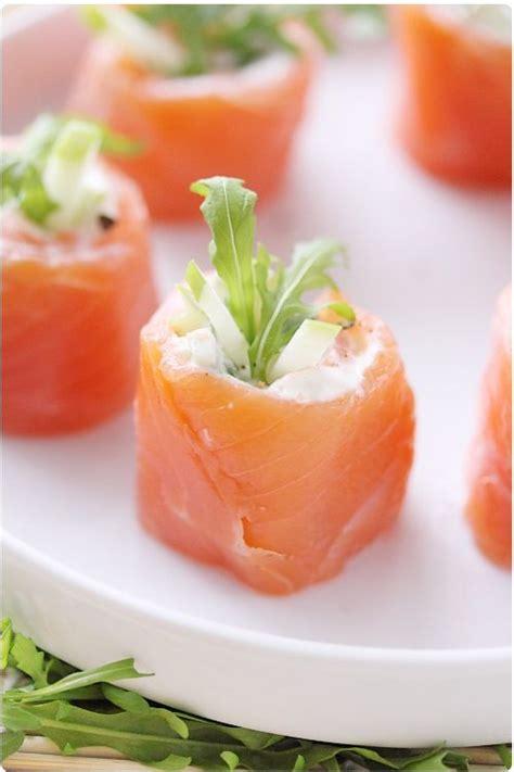 canapé au saumon fumé et mascarpone les 25 meilleures idées de la catégorie saumon fumé sur