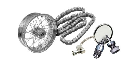 Palladen Cycle Motorcycle Parts