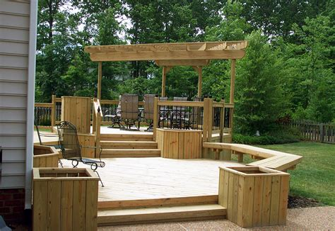 Patios & Decks : Archadeck Custom Decks And Patio Rooms In