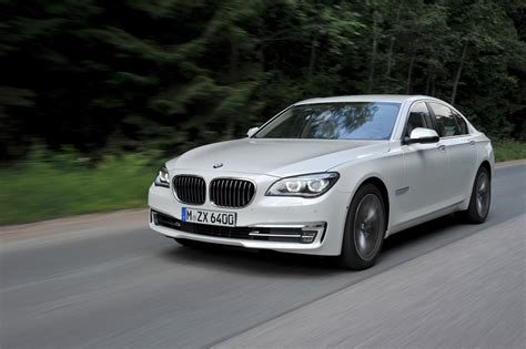 Bmw 7 Series by 2013 Bmw 7 Series Facelift