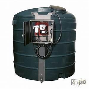 Cuve Fuel Double Paroi : cuve de stockage fuel et gnr double paroi 5000 l ~ Melissatoandfro.com Idées de Décoration