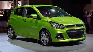 2017 Chevrolet Spark Review And Redesign | 2018 - 2019 Car ...