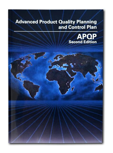 aiag advanced product quality planning  control plan