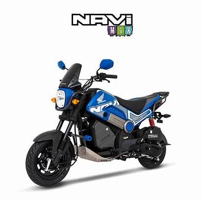 Navi Tu Estilo Honda Motos Mix Version