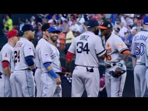 mlb  star game  night tv commercial youtube
