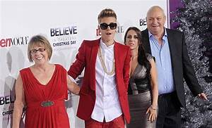 The interesting family of young pop sensation Justin Bieber