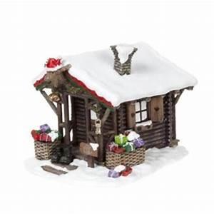 Maison De Noel Miniature : ma collection de maisons achats par ann e les villages miniatures de no l de lalie ~ Nature-et-papiers.com Idées de Décoration