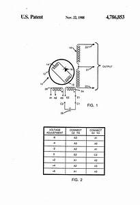 Patent Us4786853 - Brushless Capacitor Excited Generator