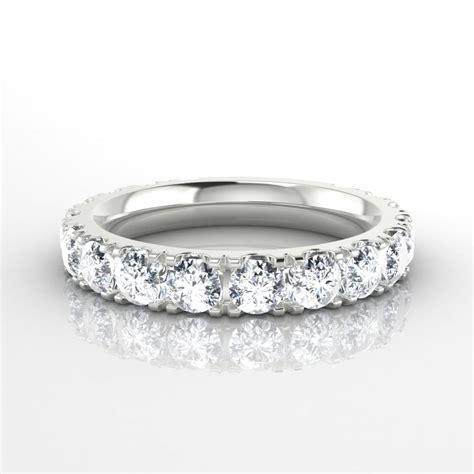 bague mariage or blanc mari 233 e alliance diamant en or blanc