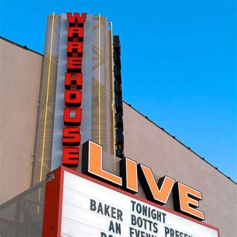 warehouse live events and concerts in houston warehouse