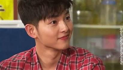 Ki Joong Song Running Birthday Member Happy