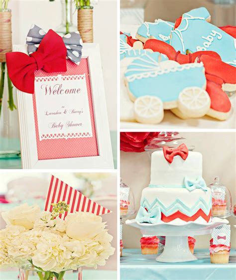 bow tie baby shower ideas baby shower planning party favors ideas