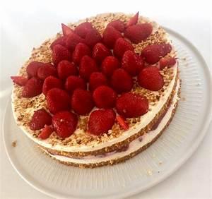 Torte Mit Erdbeeren : r bli kirsch torte mit erdbeeren von sophiesrezeptideen ~ Lizthompson.info Haus und Dekorationen
