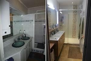 salle de bain idee renovation With renovation petite salle de bain