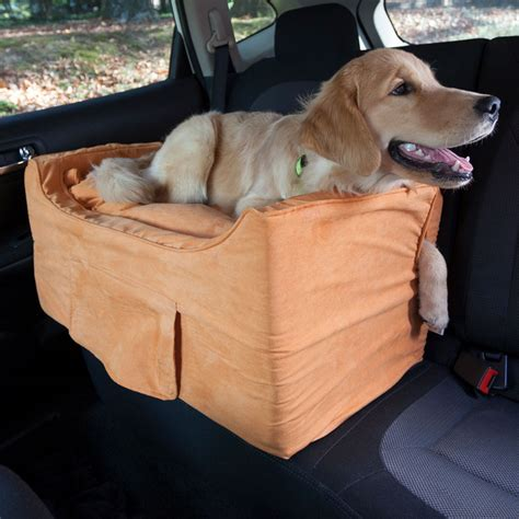 snoozer large luxury lookout ii dog car seat  microsuede