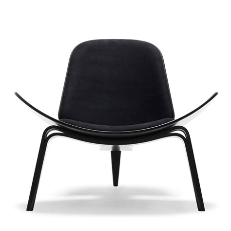 ch07 shell chair lounge chair by hans j wegner carl
