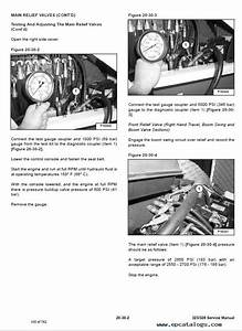Bobcat 325  328 Compact Excavator Service Manual Pdf