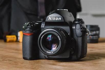 Camera Looks Analog Nikon F6 Cameras