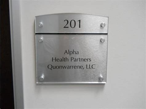 Name Plates Office Door Signs Suite And Office Door Why Suite Signs In Cleveland Are A Must Do