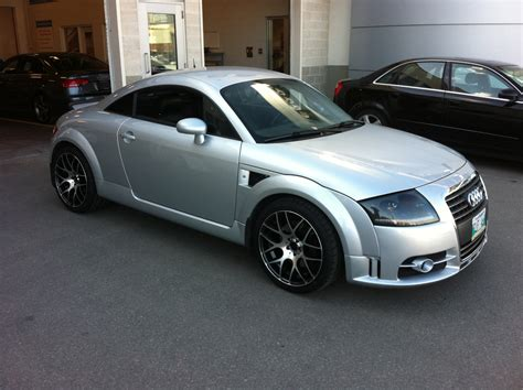 client cars audi tt mk  tuning parts accessories