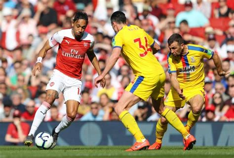 English Premier League Report: Arsenal v Crystal Palace 21 ...
