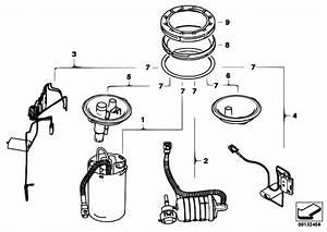 Original Parts For E83 X3 2 0d M47n2 Sav    Fuel Supply