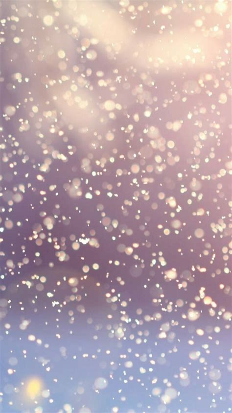 Background Wallpaper Iphone by Beautiful Snowflakes Merry Snowing Iphone