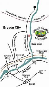 Directions To Deep Creek Campground In Bryson City Nc