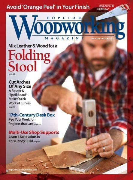 popular woodworking february