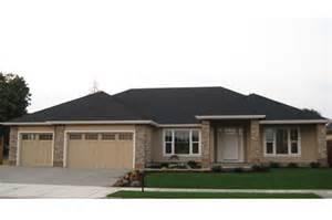 prairie house plans prairie style house plans creekstone 30 708 associated designs