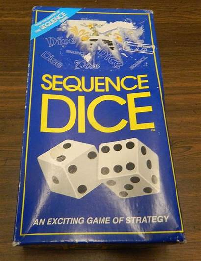 Dice Sequence Board Rules Box Games Hobbies